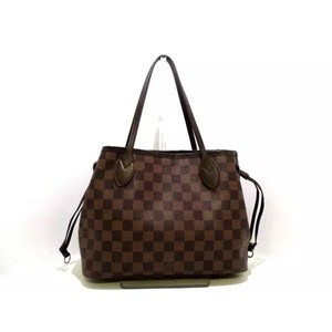 Louis Vuitton Neverfull Speedy Azur Tote in Damier Ebene