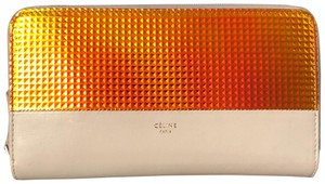 Céline Holographic and Leather Wallet