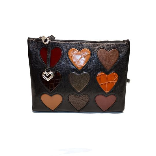 Preload https://img-static.tradesy.com/item/22913286/brighton-sally-fashionista-hearts-messenger-new-black-leather-cross-body-bag-0-2-540-540.jpg