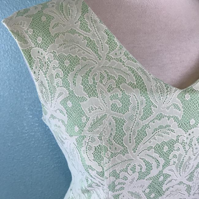 Romeo & Juliet Couture short dress Mint Green Spring Summer on Tradesy