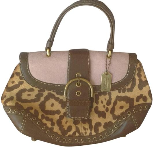 Preload https://item5.tradesy.com/images/coach-madison-ocelot-top-handle-purse-brow-and-lilac-leather-calfhair-hobo-bag-22913349-0-1.jpg?width=440&height=440