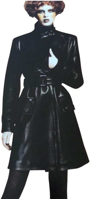 Preload https://item2.tradesy.com/images/chanel-dark-expresso-stag-leather-trench-coat-size-6-s-22913396-0-5.jpg?width=400&height=650