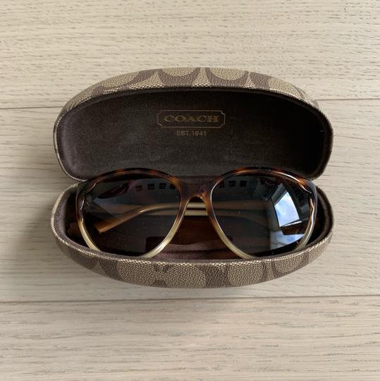 Coach Monogram Sunglasses Case