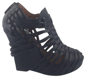 Givenchy black Wedges
