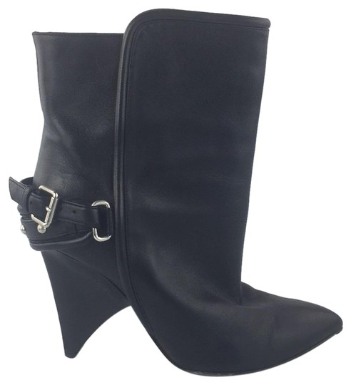 Preload https://img-static.tradesy.com/item/22913519/iro-black-portela-bootsbooties-size-eu-37-approx-us-7-regular-m-b-0-1-540-540.jpg