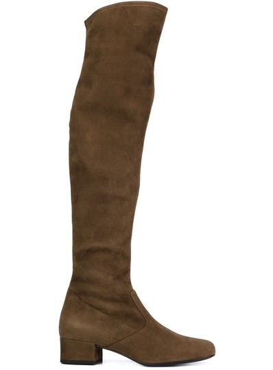 Preload https://img-static.tradesy.com/item/22913538/saint-laurent-brown-suede-babies-over-the-knee-bootsbooties-size-eu-375-approx-us-75-regular-m-b-0-1-540-540.jpg