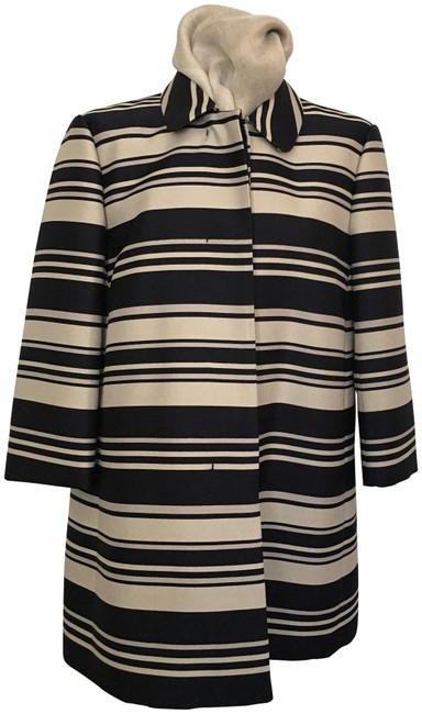 Preload https://item3.tradesy.com/images/ann-taylor-navy-and-blush-stripped-car-pea-coat-size-4-s-22913572-0-1.jpg?width=400&height=650