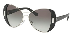 Prada Free 3 Day Shipping SPR 60S 1AB-0A7 New Oversized Limited Edition
