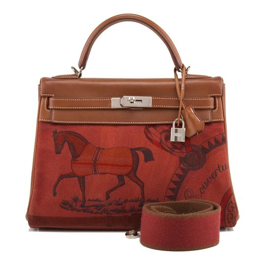 Preload https://item4.tradesy.com/images/hermes-kelly-couvertures-et-tenues-de-jour-barenia-toile-retourne-32cm-brown-and-red-leather-satchel-22913628-0-0.jpg?width=440&height=440