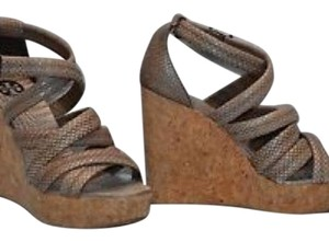Tory Burch taupe Sandals