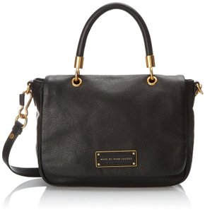 Marc by Marc Jacobs Too Hot To Handle Leather Small Top Handle Satchel M3pe133 Shoulder Bag