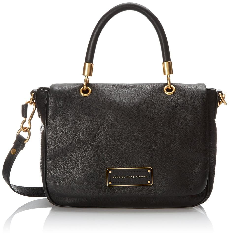 635ba52737af Marc by Marc Jacobs Too Hot To Handle Leather Small Top Handle Satchel  M3pe133 Shoulder Bag ...