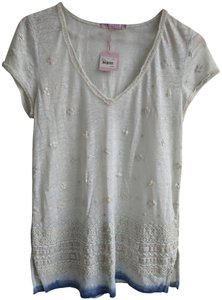 Calypso St. Barth Sequined T Sequined T Shirt T Shirt Beaded Tshirt Tunic