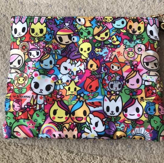 Tokidoki X LeSportsac tokidoki make up pouches