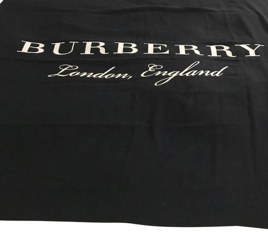 Preload https://img-static.tradesy.com/item/22913962/burberry-black-and-beige-london-logo-scarfwrap-0-1-540-540.jpg