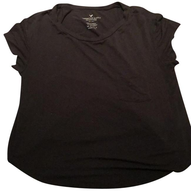 Preload https://img-static.tradesy.com/item/22913978/american-eagle-outfitters-black-tee-shirt-size-4-s-0-1-650-650.jpg
