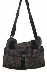 Lauren Ralph Lauren black plaid Travel Bag