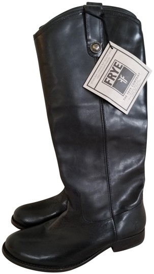 Preload https://item5.tradesy.com/images/frye-black-77167-melissa-button-leather-motorcycle-bootsbooties-size-us-6-regular-m-b-22914034-0-1.jpg?width=440&height=440