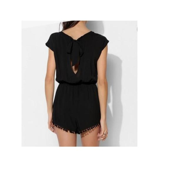 Urban Outfitters Staring At Stars Pom Pom Dress