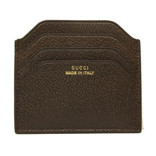 Preload https://item4.tradesy.com/images/gucci-brown-made-in-italy-pigskin-leather-card-case-322107-22914173-0-0.jpg?width=440&height=440