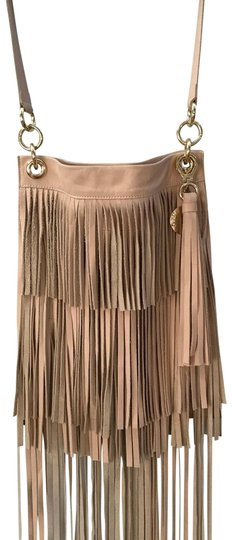Preload https://item2.tradesy.com/images/stella-and-jamie-fringe-creamy-off-white-tan-lambskin-leather-shoulder-bag-22914186-0-1.jpg?width=440&height=440