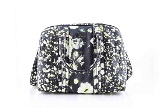 Preload https://img-static.tradesy.com/item/22914262/givenchy-lucrezia-floral-black-leather-tote-0-0-540-540.jpg