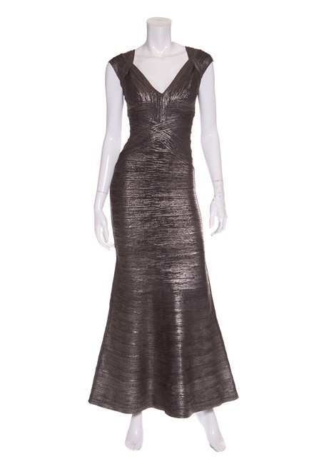 Preload https://img-static.tradesy.com/item/22914399/herve-leger-grey-sleeveless-stretch-knit-paneled-gown-long-casual-maxi-dress-size-2-xs-0-0-650-650.jpg