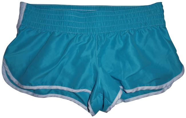 Preload https://img-static.tradesy.com/item/22914427/xhilaration-aqua-blue-striped-gym-running-athletic-shorts-size-10-m-31-0-2-650-650.jpg