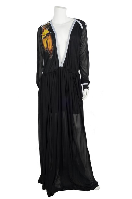 Preload https://item1.tradesy.com/images/faith-connexion-black-s-long-cocktail-dress-size-6-s-22914450-0-0.jpg?width=400&height=650