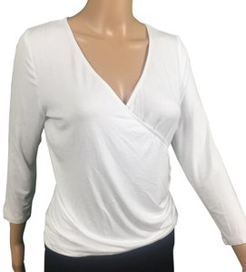 NY Collection Top White