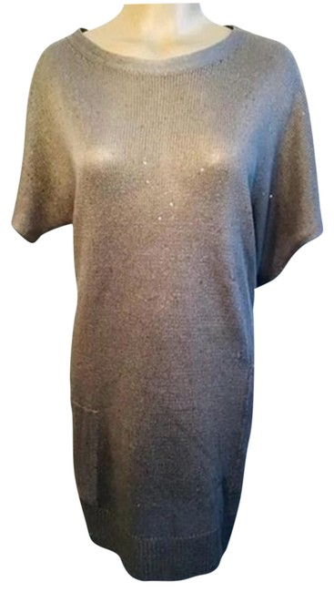 Preload https://item4.tradesy.com/images/brunello-cucinelli-taupe-sequin-trim-knit-sweaterpullover-size-10-m-22914573-0-1.jpg?width=400&height=650