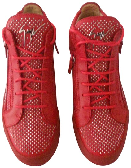 Preload https://img-static.tradesy.com/item/22914603/giuseppe-zanotti-red-rw6086-connor-studded-women-s-mid-top-leather-sneakers-sneakers-size-eu-395-app-0-1-540-540.jpg