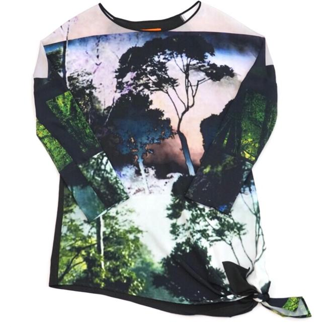 Preload https://img-static.tradesy.com/item/22914621/clover-canyon-multicolor-tree-printed-pullover-long-sleeve-blouse-size-4-s-0-0-650-650.jpg