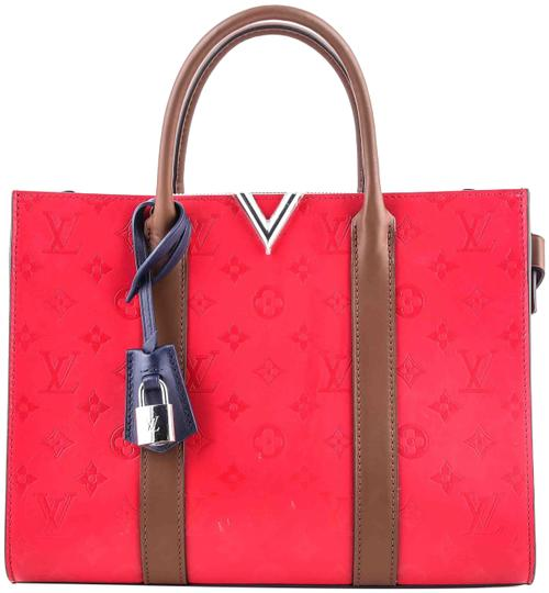 Preload https://item2.tradesy.com/images/louis-vuitton-very-rubis-noisette-tote-22914631-0-1.jpg?width=440&height=440