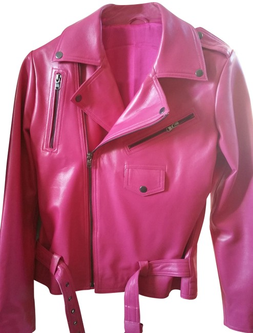 Preload https://item5.tradesy.com/images/unwritten-pink-leather-moto-motorcycle-jacket-size-12-l-22914714-0-1.jpg?width=400&height=650