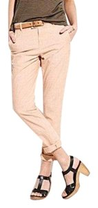Madewell Trouser Pants Pink