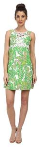 Lilly Pulitzer short dress green With Tags Summer on Tradesy