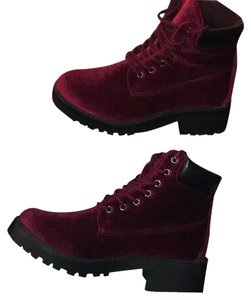 Nordstrom Red Boots
