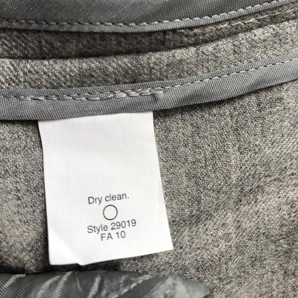 Wool J Jacket Flannel Spring Crew Marion qq5rp8