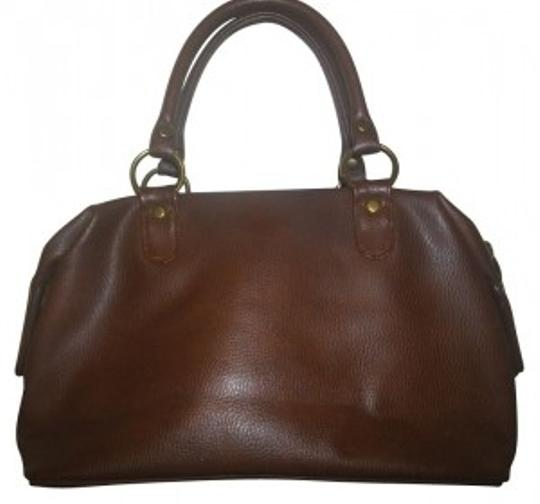 Liz Claiborne Satchel in brown