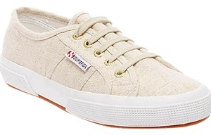 Superga Natural/gold Athletic