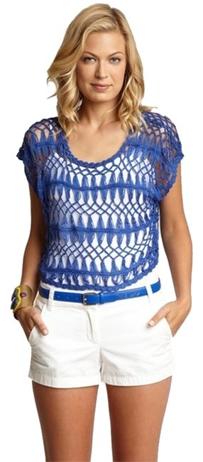 Preload https://img-static.tradesy.com/item/2291639/anthropologie-blue-willow-and-clay-crochet-summer-crop-blouse-size-8-m-0-0-650-650.jpg