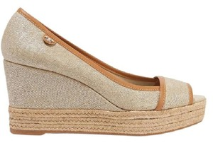 Tory Burch Sale Heel Sale New Deal Tags tan Wedges