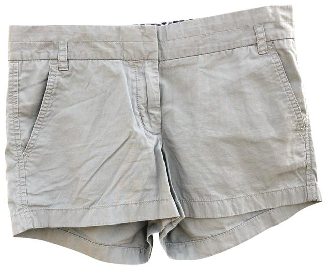 Item - Gray Chino Broken-in Shorts Size 4 (S, 27)