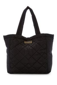 Marc by Marc Jacobs Quilted Tote in Black