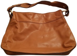 Kenneth Cole Leather Hobo Bag