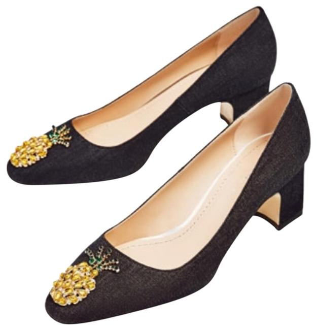 Item - With Pineapple Details Flats Size US 11 Regular (M, B)