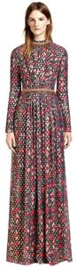 Tory Burch Gown Bohemian Dress