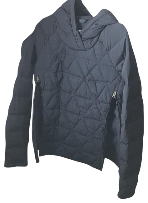 Item - Blue Lightweight To and From Jacket Activewear Size 6 (S)