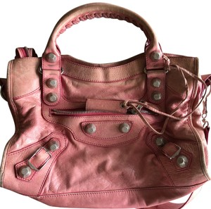 Pink Balenciaga On Sale - Tradesy 7926142790443